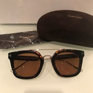 TOM FORD Alex-02 Sunglasses